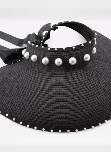 Aldo Ervatamia - Siyah Kadin Şapka Siyah